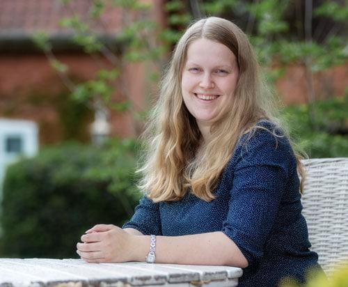 Foto von Katja Hägedorn, Kundenservice bei BARFGOLD in Bassum